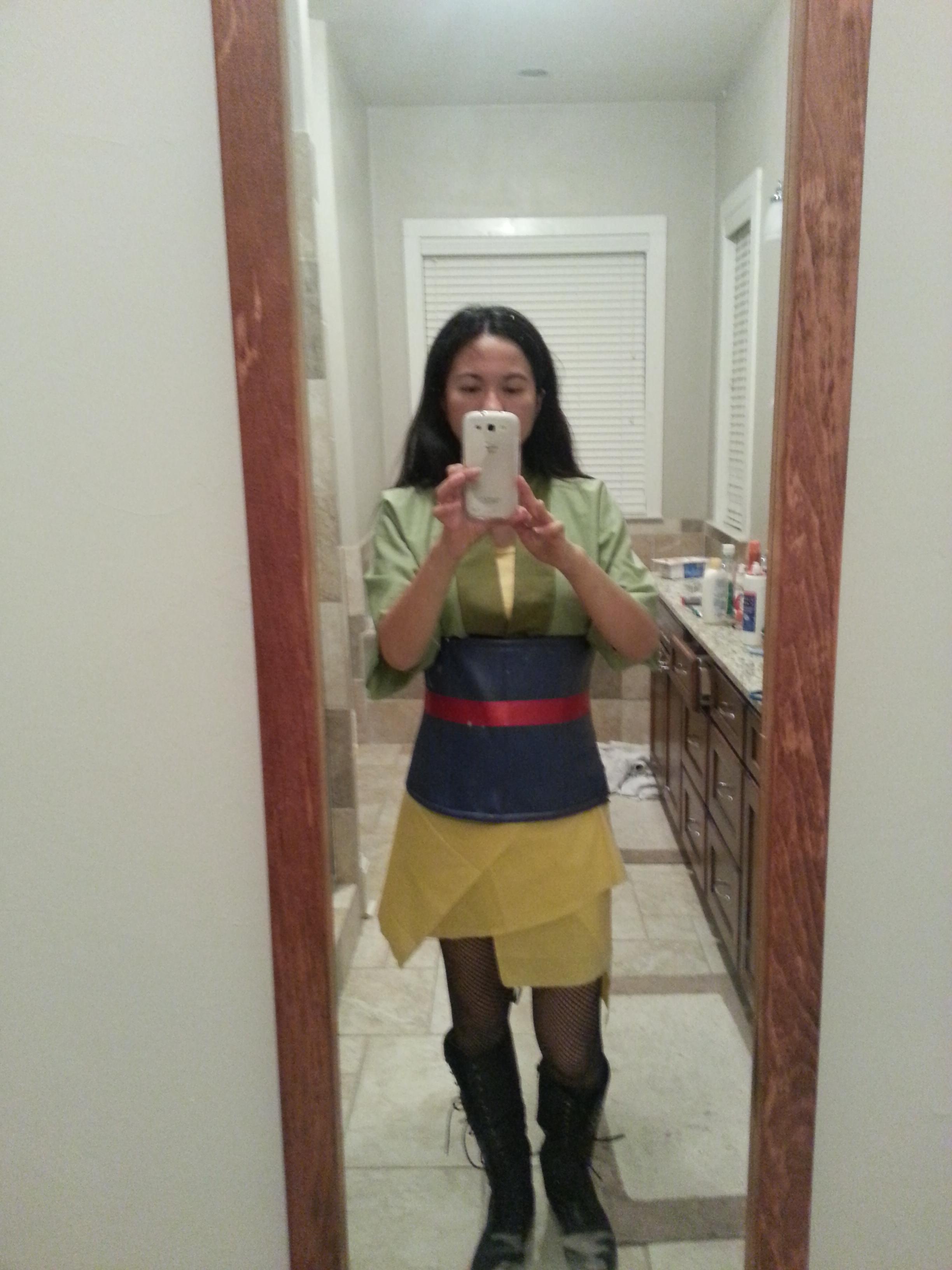 Post apocalyptic Disney Princesses Crafty Asian